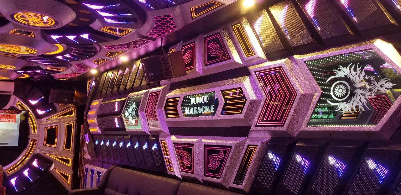 Các bước thi công để có phòng karaoke đẹp