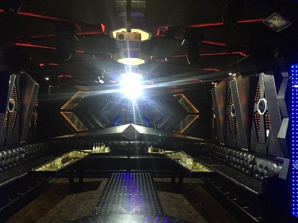 Chuyên thiết kế thi công phòng Karaoke rẻ đẹp nhất Bắc Giang