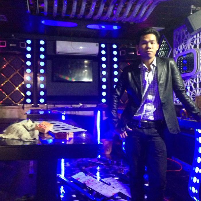 Công trình thi công phòng hát karaoke vip rẻ đẹp tại  Điện Biên