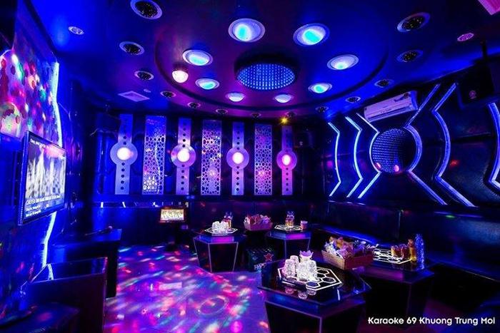 Thiết kế Thi công phòng hát karaoke WIN 9  ở TP Bắc Ninh