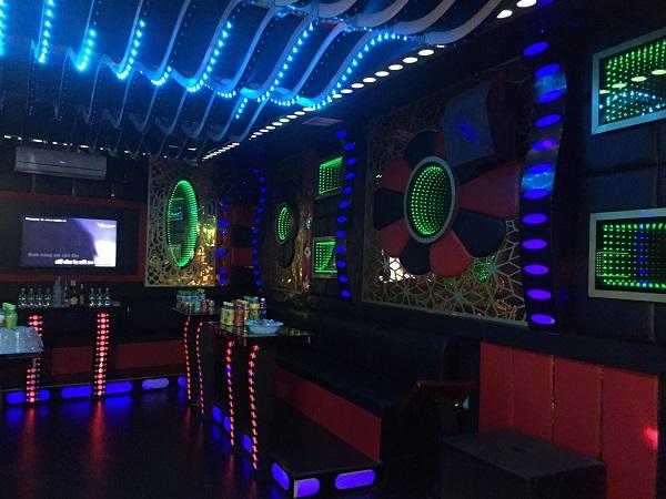 Thi công phòng hát Karaoke tại TP Lạng Sơn đẹp giá rẻ