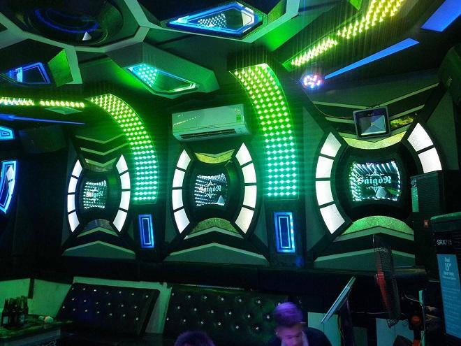 Công ty thiết kế thi công nội thất karaoke hàng đầu Bến Tre