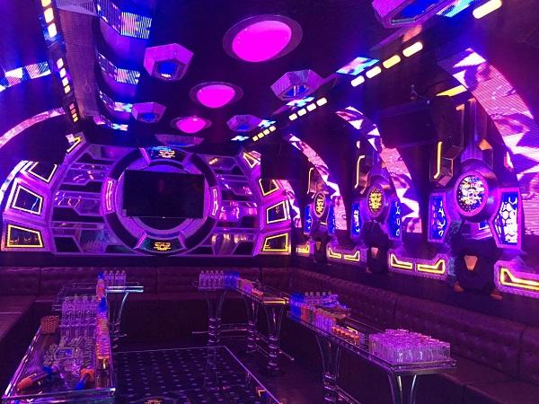 Đơn vị thi công phòng hát Karaoke đẹp mà giá thấp ở Phú Thọ