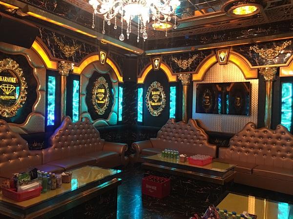 Làm phòng hát Karaoke Vip giá hấp dẫn tại Bắc Cạn