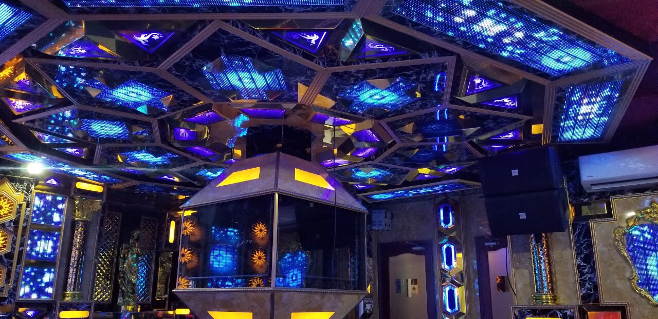 Mẫu phòng hát karaoke 2019