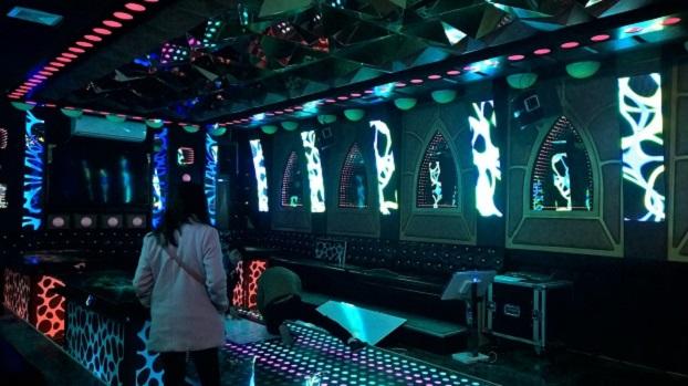 Nhận thiết kế nội thất phòng hát Karaoke tại Quảng Ninh