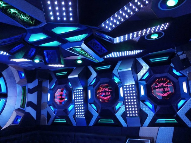 Thi Công karaoke đẹp mà RẺ nhất Bà Rịa - Vũng Tàu