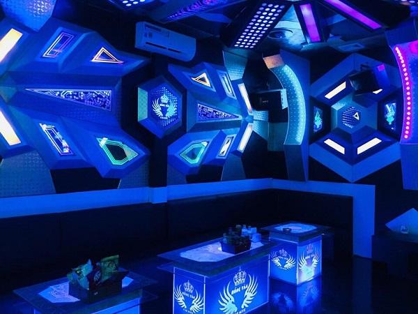 Thiết kế thi công karaoke Đẹp lung linh tại Cái Nước Cà Mau