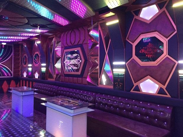 Thiết kế thi công karaoke đẹp tại Bắc Ninh, Bắc Giang