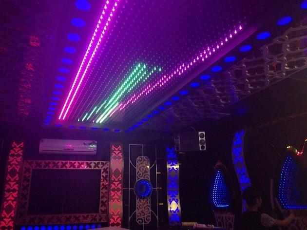 Thiết kế thi công karaoke Mạnh Gia Khánh - cầu Ràm Ninh Giang Hải Dương