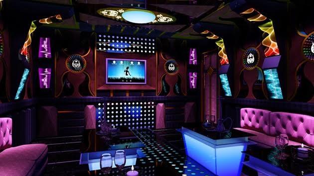 Thiết kế thi công Karaoke VIP giá rẻ tại Hải Phòng