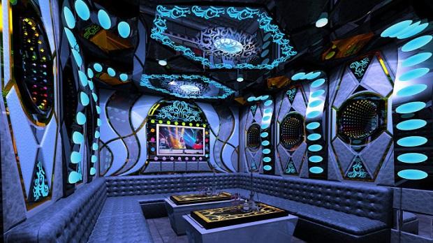 Thiết kế thi công nội thất karaoke Vip giá rẻ tại Miền Bắc