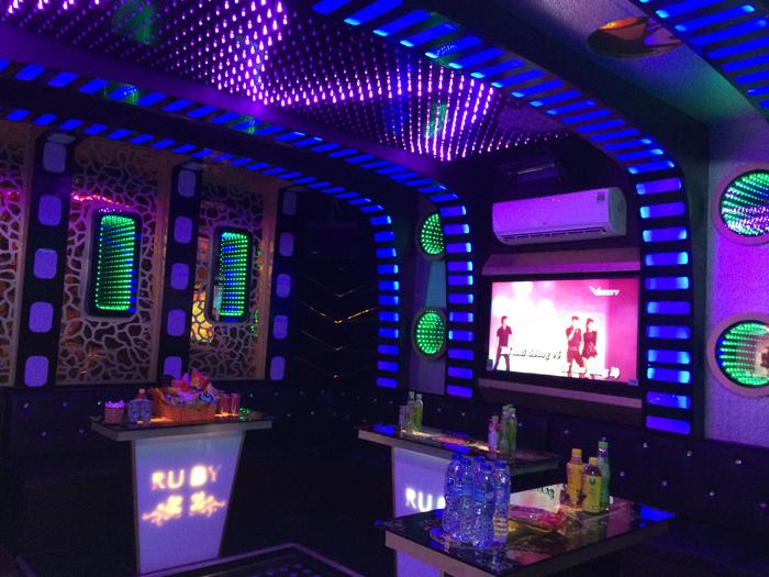 Thi công phòng hát Karaoke tại Hà Nội, Hà Tây đẹp giá rẻ